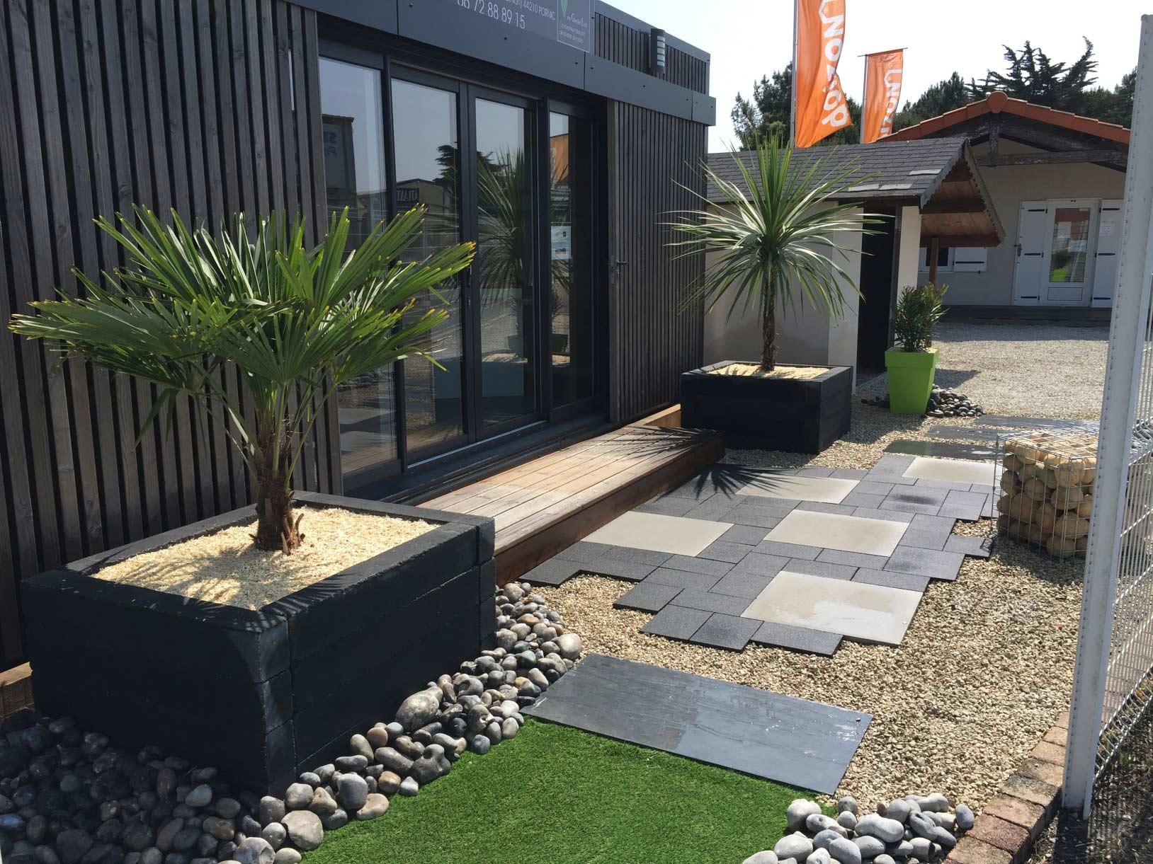 apres passage au jardin des r ves au jardin des r ves paysagiste la plaine sur mer proche. Black Bedroom Furniture Sets. Home Design Ideas