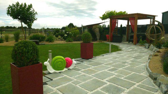 La plaine sur mer paysagiste 44 parc et jardins - paysagiste maxime richeux au jardin des reves